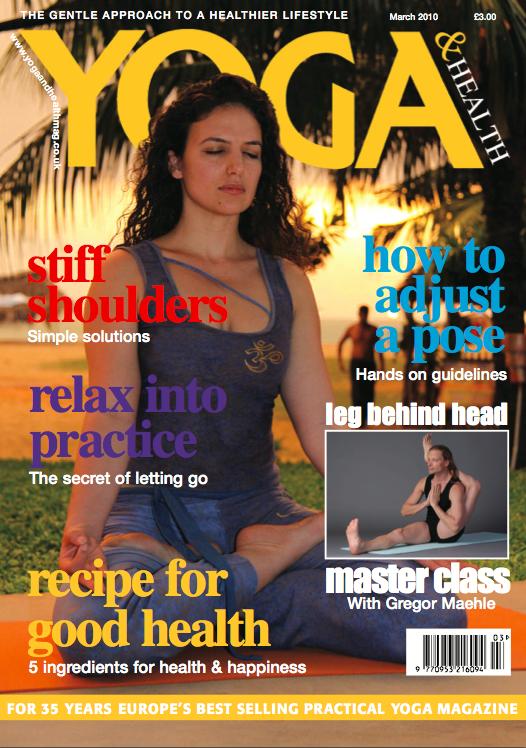Yoga & Health - Mia Forbes Pirie